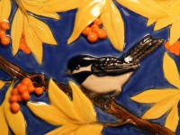 Chickadee Tile | by Lee Rawn
