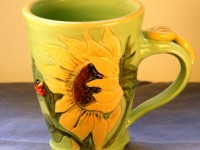 Sunflower Mug | by Lee Rawn