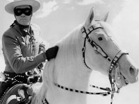 The Lone Ranger and Silver