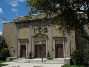Winthrop Elementary School 1954